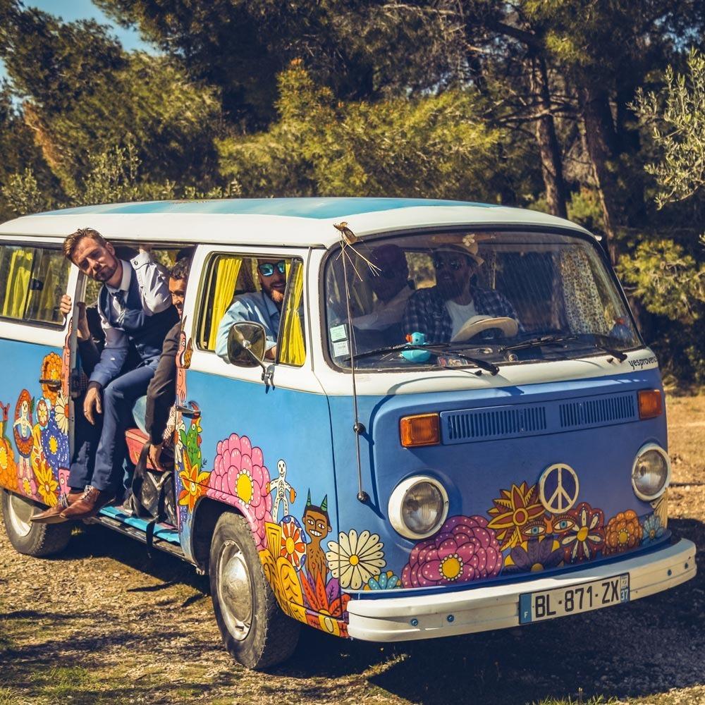 Le Combi Van