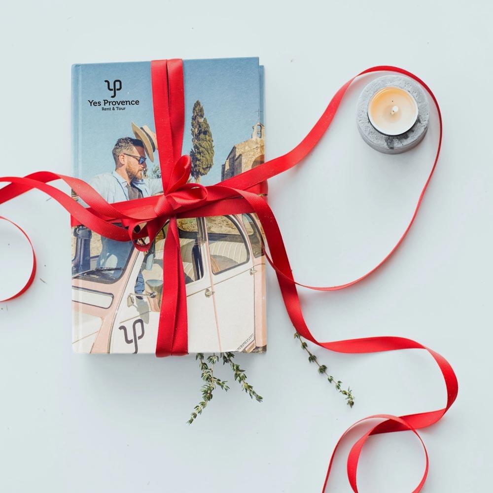 Pensez également à offrir un bon cadeau à vos proches!