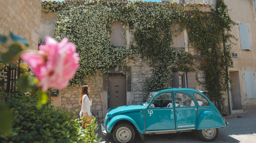 Week-end in Provence
