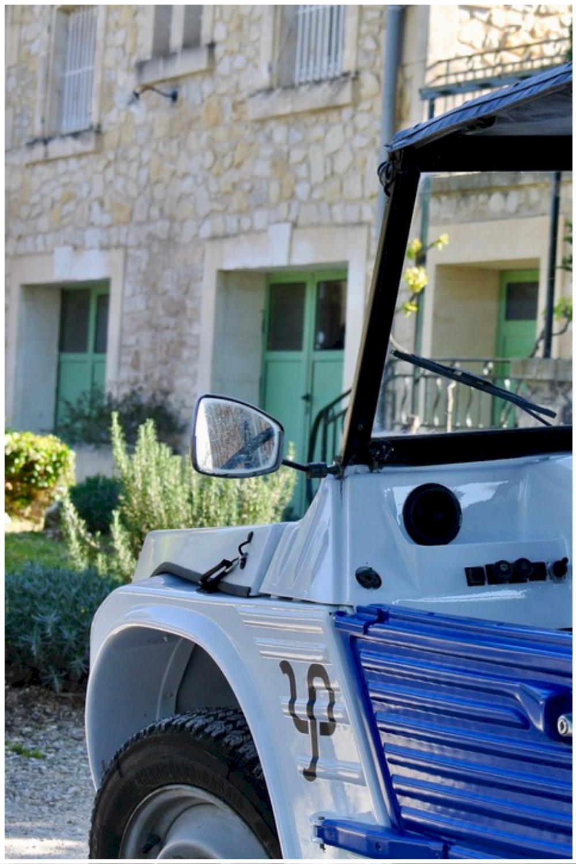 voiture vintage, un cadeau original