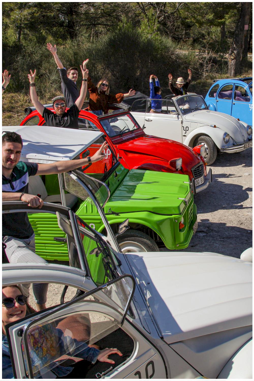 Location voitures vintage en Provence