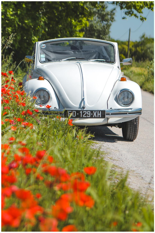 Louer une voiture vintage en Provence