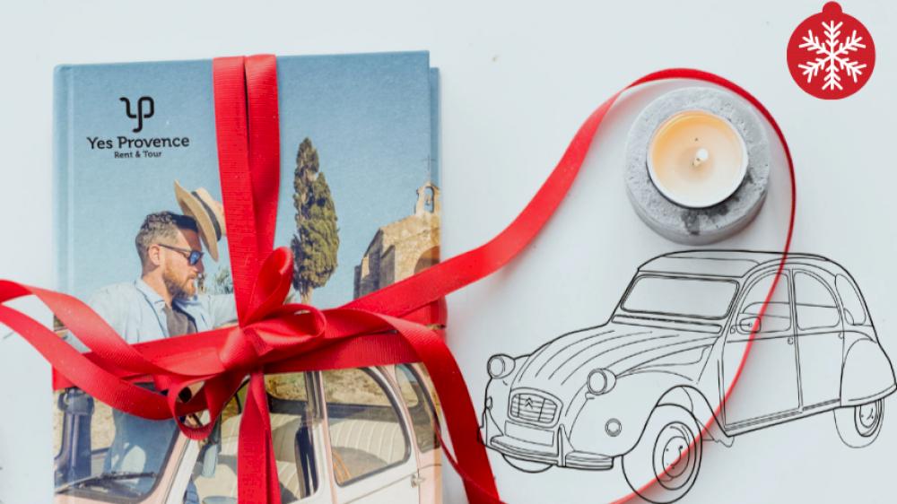 Offrir un cadeau insolite, la dolce vita en voiture vintage sur les routes de Provence