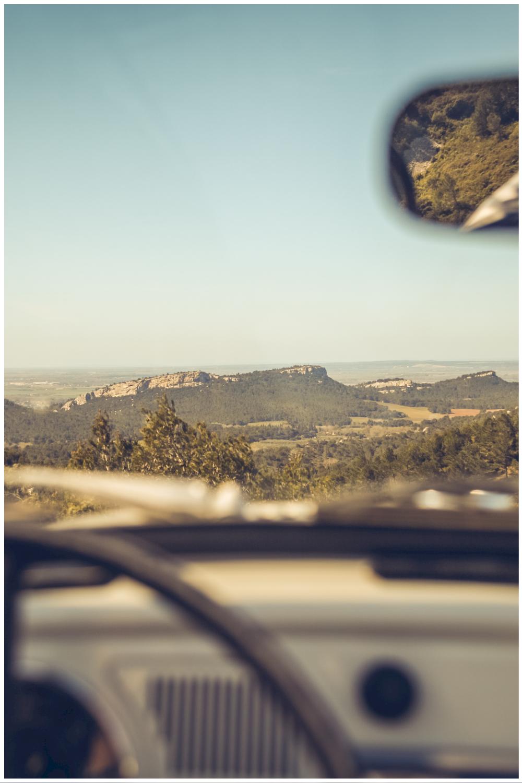 La Provence en Coccinelle cabriolet