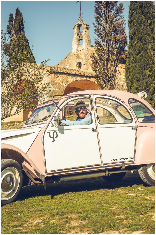 La Provence en 2CV