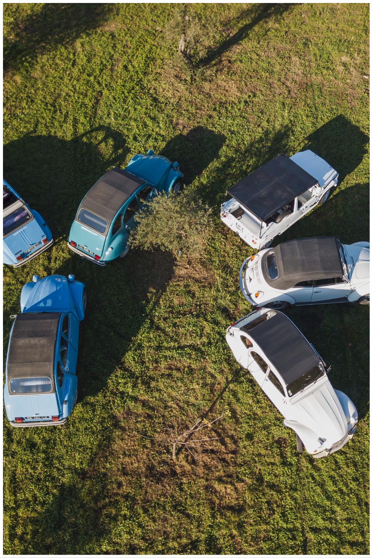 Vacances en voiture électrique en Provence