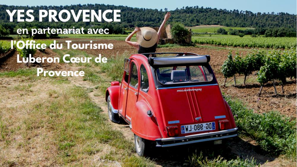 L'Office de tourisme Luberon Coeur de Provence parle de nous
