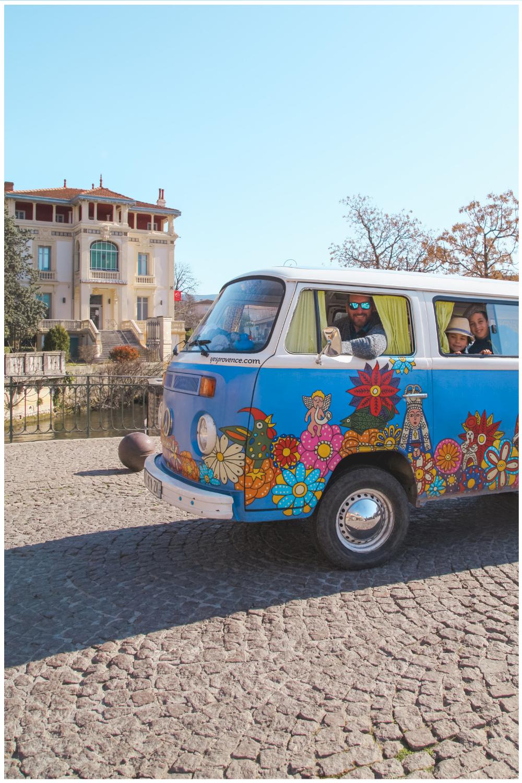 Location voiture vintage pour des vacances en Provence