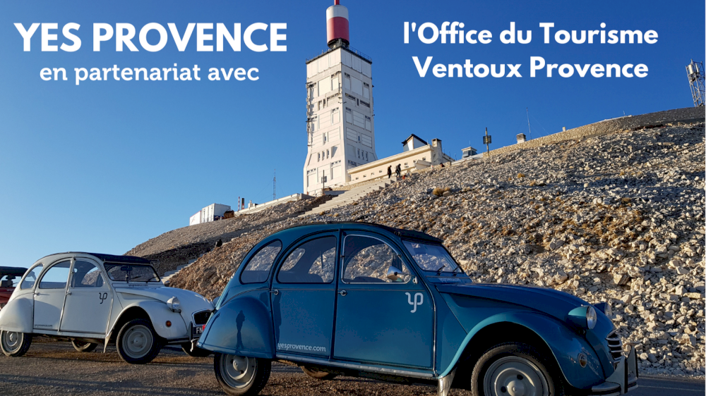 L'Office de Tourisme Ventoux Provence parle de nous