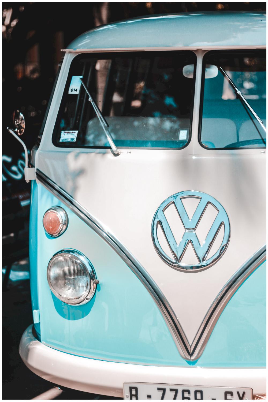 Camper Van Volkswagen en Provence