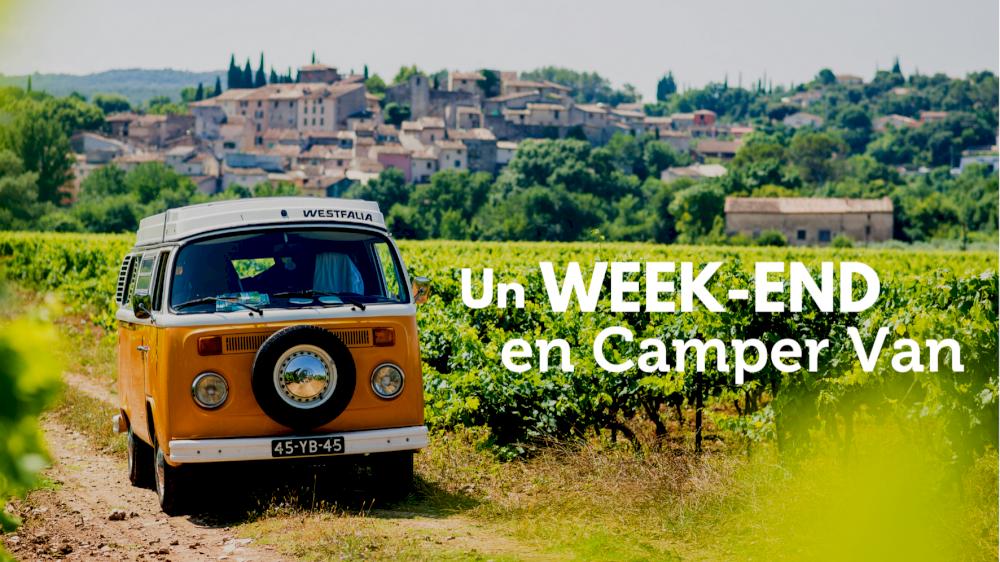 Un week-end en Camper Van