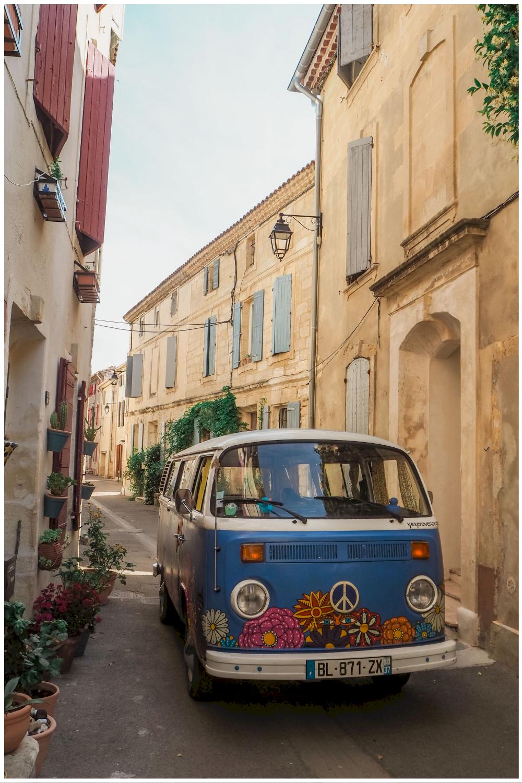 Combi Van en Provence