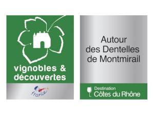 Vignobles et Découvertes Autour des Dentelles de Montmirail