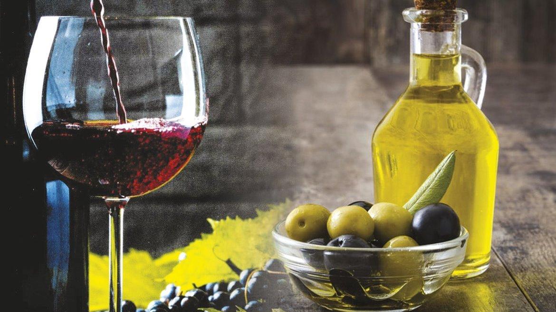 1/2 journée Route des vignes et oliviers