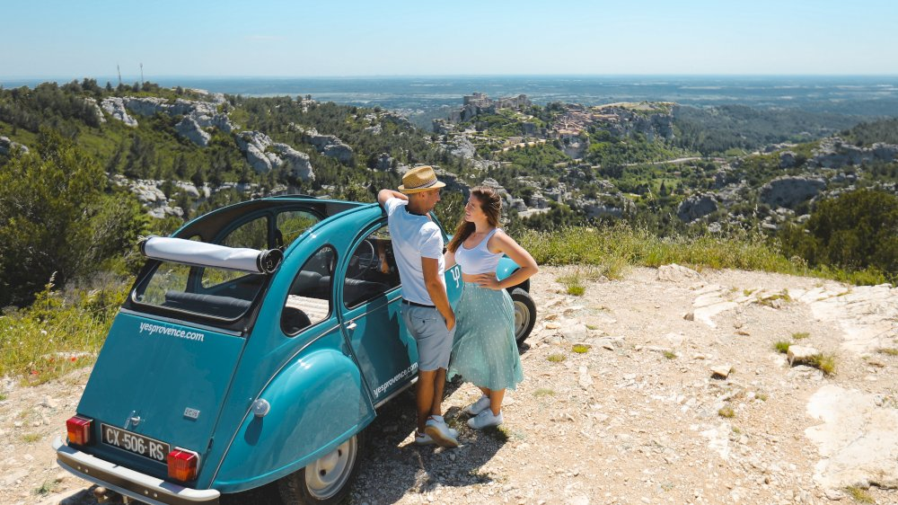 Tours in the heart of the Alpilles