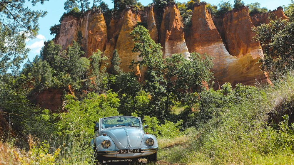 Trips in the heart of the Luberon