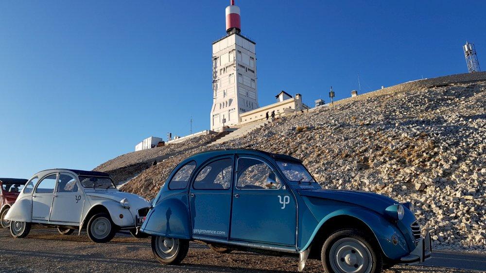 Road trip to the Mont Ventoux