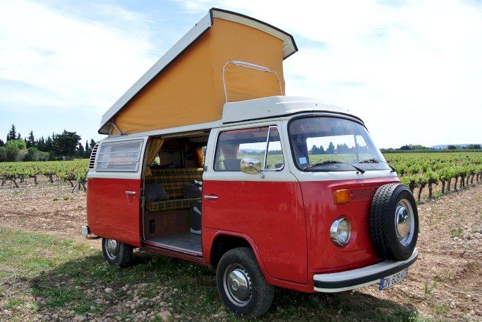Camper Van Luberon