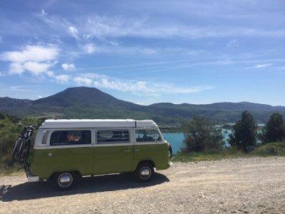 Camper Van Les Alpilles