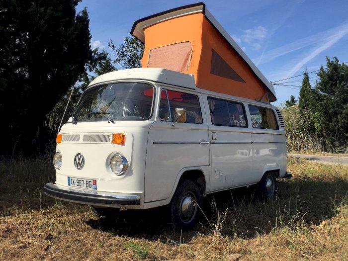 Camper Van Esterel