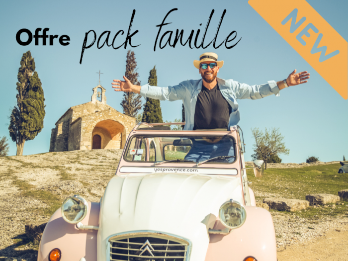 Offre PACK FAMILLE