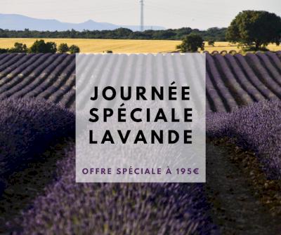Journée spéciale LAVANDE  : EN FORMULE TOUT INCLUS !