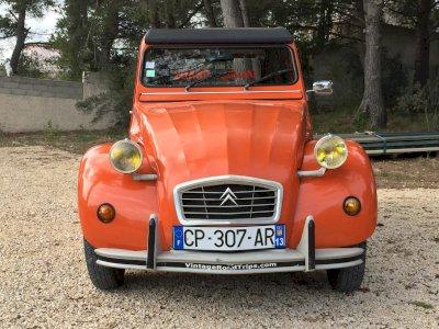 2CV Arles